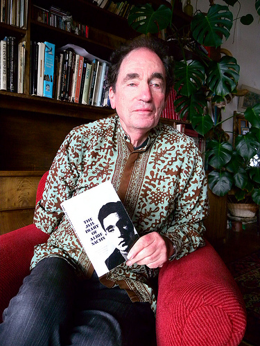 Albie Sachs (courtesy Books LIVE)