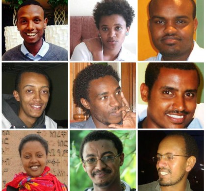 Journalists Tesfalem Weldyes, Asmamaw Haile Giorigis, and Edom Kassaye, and bloggers Mahlet Fantahun, Abel Wabela, Befeqadu Hailu, Zelalem Kebret, Atenaf Berahene and Natnael Feleke have been imprisoned since April.