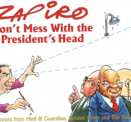 Don't Mess with the President's Head