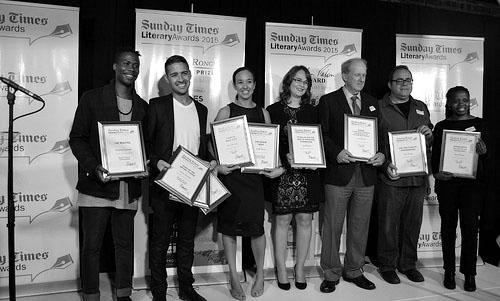 Sunday Times Literary Awards shortlisted winners