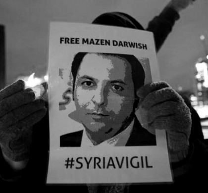 PEN Pinter Winner Mazen Darwish Released Unconditionally