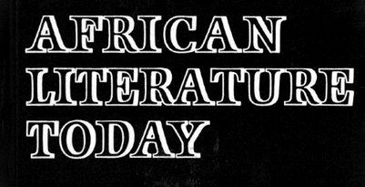 African Literature Today