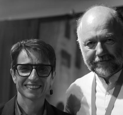 Masha Gessen and Andrey Kurkov