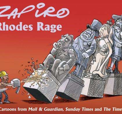 Rhodes Rage by Zapiro