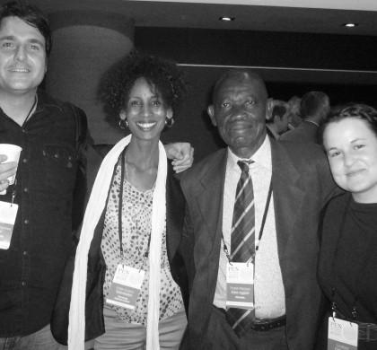 Danie Marais, Eden Eyasu Gebrekidan, Frank Mackay Anim-Appiah and Lindsay Callaghan