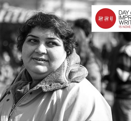 Day of the Imprisoned Writer Cases 2015: Khadija Ismayilova (Azerbaijan)