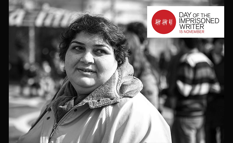 Day of the Imprisoned Writer Cases 2015: Khadija Ismayilova (Azerbaijan)