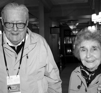 Raymond and Jean Louw