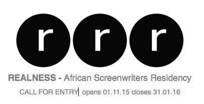 Call for Entries for the Realness African Screenwriters Residency