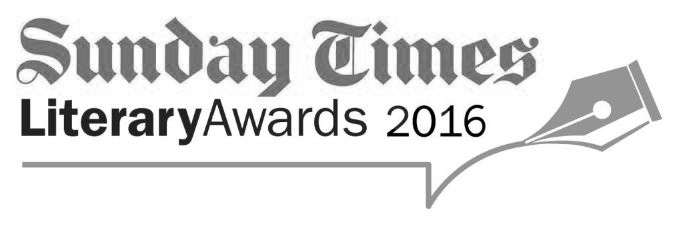 2016 Sunday Times Literary Awards Open for Submissions from Publishers