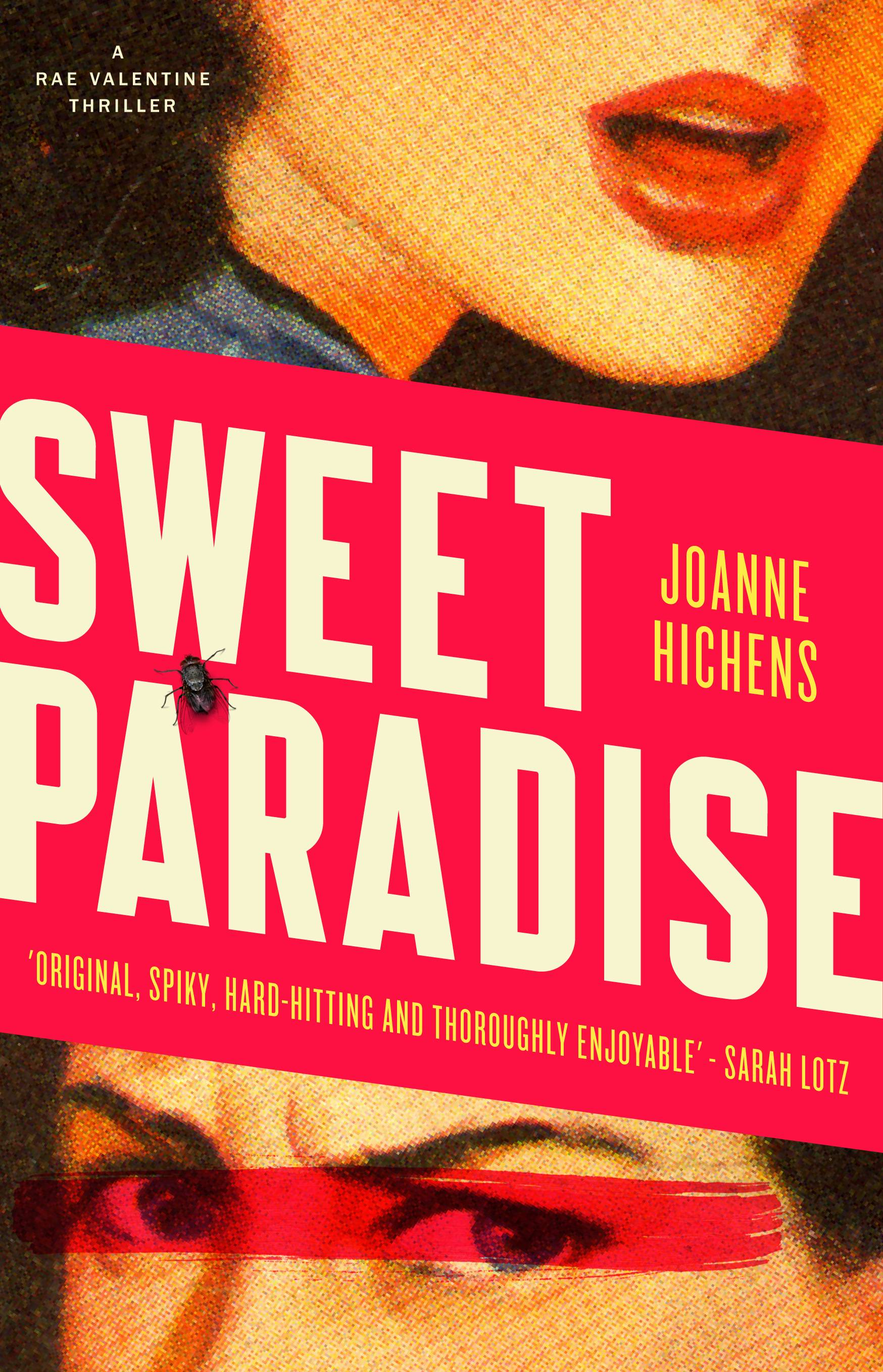 Sweet Paradise by Joanne Hichens