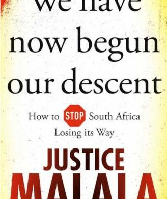 We Have Now Begun Our Descent by Justice Malala