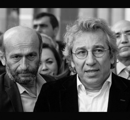 Can Dündar Writes from Prison
