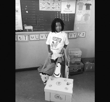 Seven-year-old Crowned SA's First Story Bosso