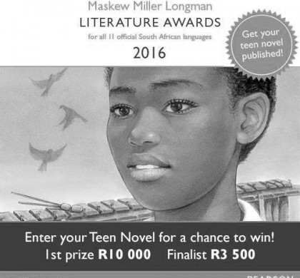 Enter the 2016 MML Literature Awards