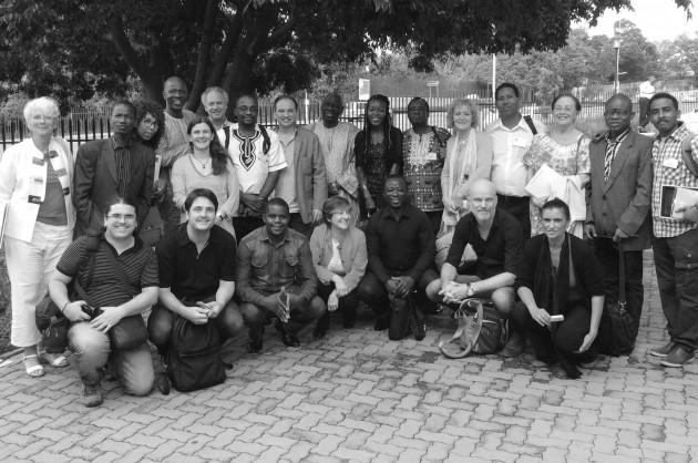 PAN&TLRC Group Photo, Jo'burg 2016