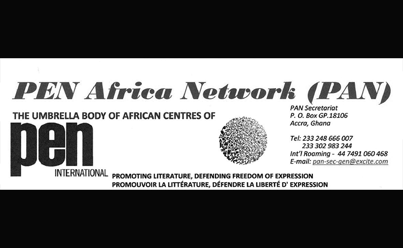 PEN Africa Network (PAN) Statement on World Press Freedom Day 2016