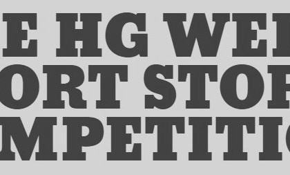 Enter the HG Wells Short Story Competition
