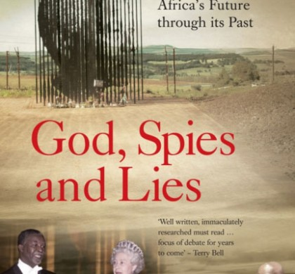 God, Spies and Lies by John Matisonn
