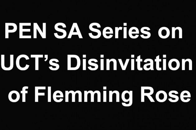 Flemming Rose header