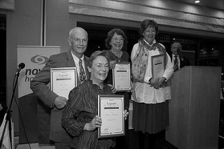 Henrietta Dax Recognised for Her Contribution to Bookselling in South Africa
