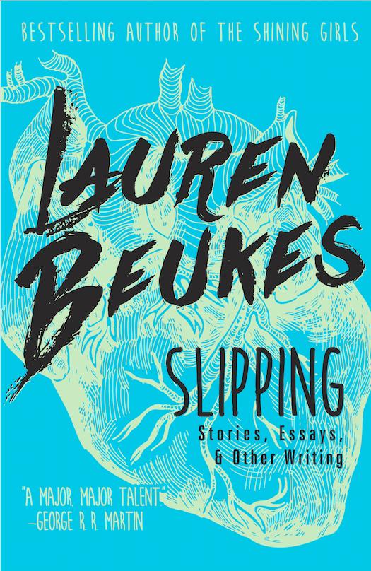 Slipping by Lauren Beukes