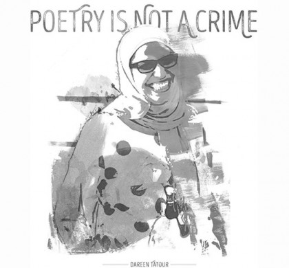 Join the Call for the Release of Palestinian Poet Dareen Tatour