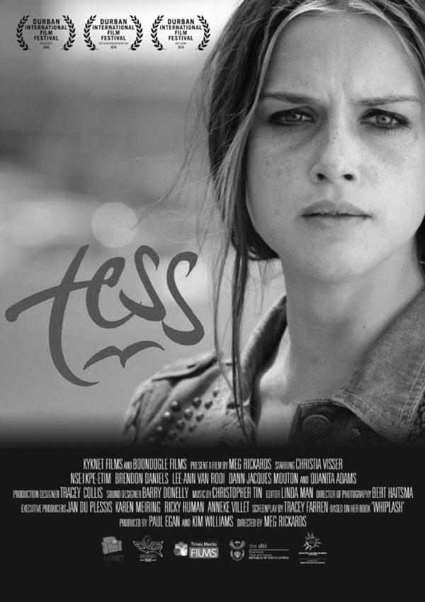 Film Adaptation of Tracey Farren's Novel Whiplash Wins at Durban Film Fest