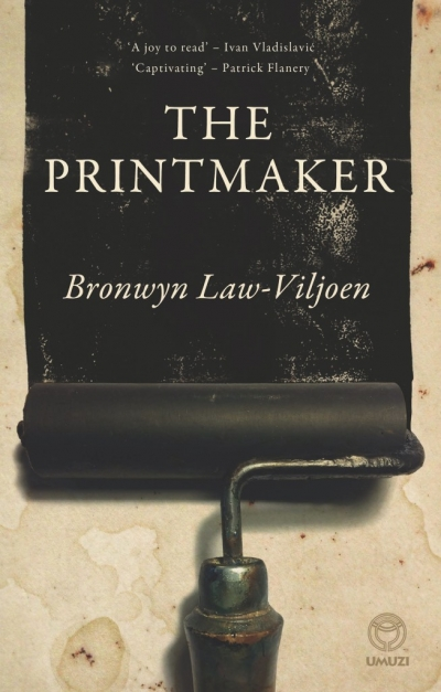 The Printmaker by Bronwyn Law-Viljoen