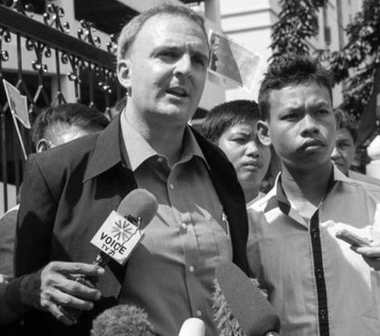 PEN SA Calls on Thai Authorities to Quash Andy Hall's Conviction