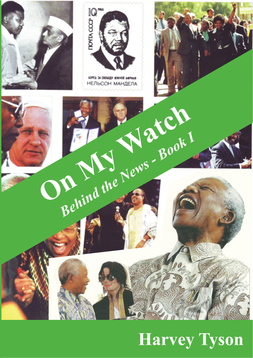 On My Watch by Harvey Tyson