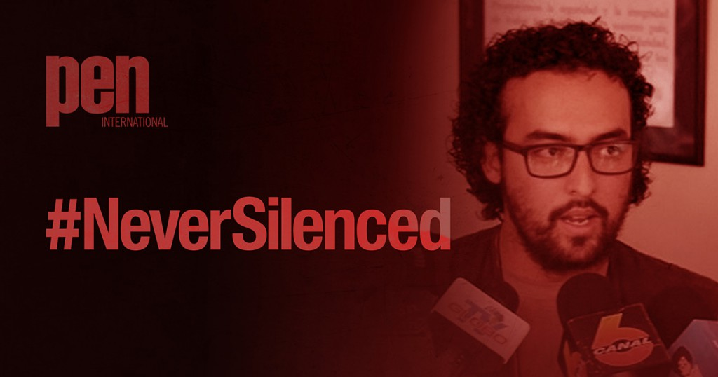 PEN SA Calls for the Release of Student Leader Cesario Alejandro Félix Padilla Figueroa
