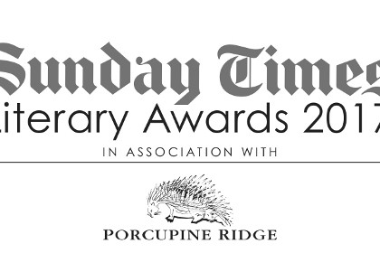 Seven PEN SA Members Shortlisted for the 2017 Sunday Times Literary Awards