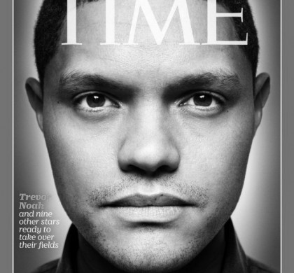 Celebrating Trevor Noah by Karina M. Szczurek