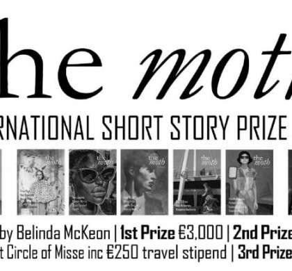 Enter the Moth International Short Story Prize 2017