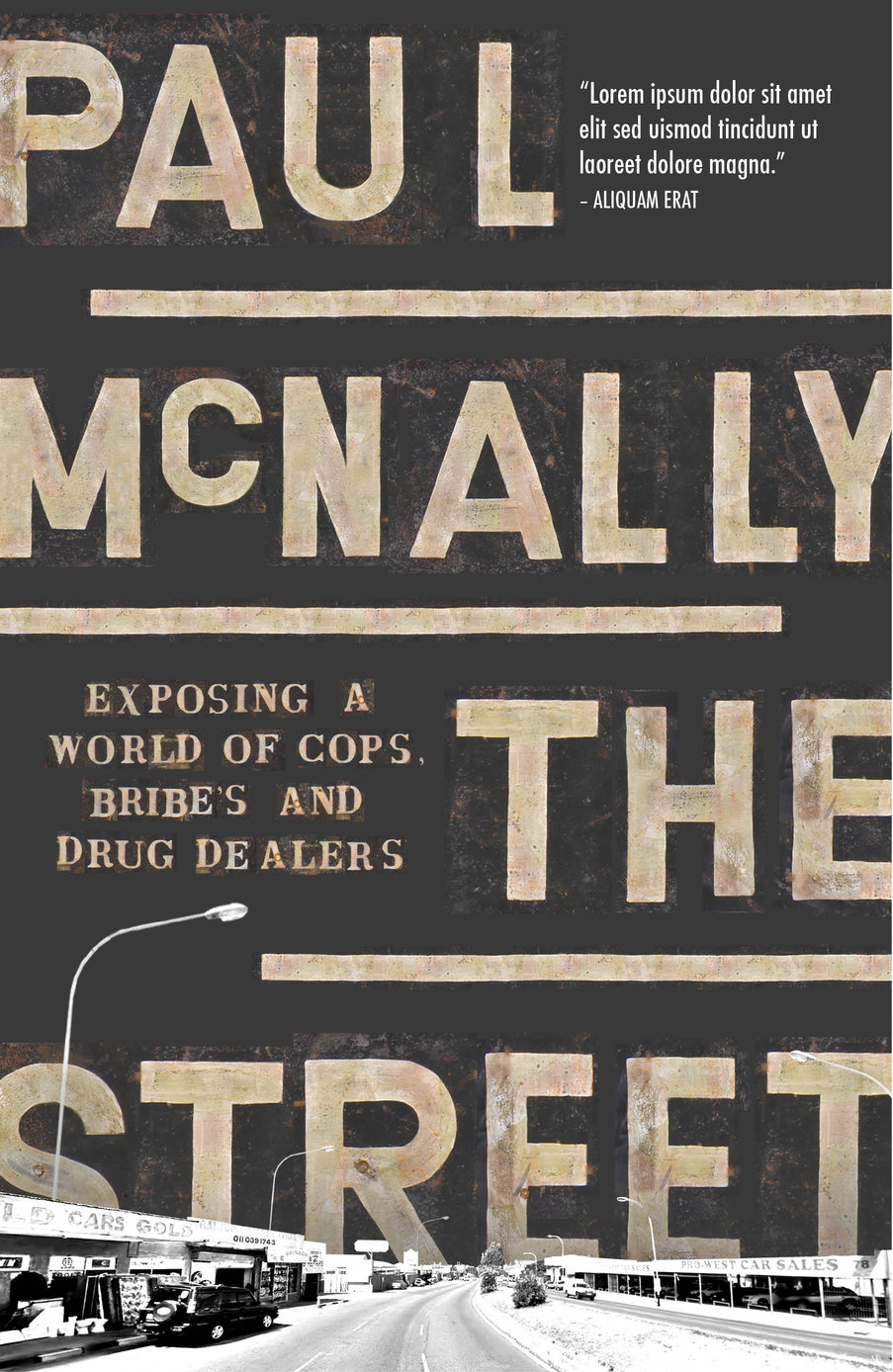 The Street by Paul McNally