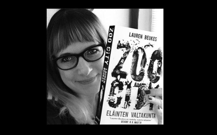 PEN SA Member Lauren Beukes' Zoo City Wins the Tähtivaeltaja Award