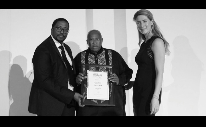 PEN SA Member Zakes Mda Wins the Sunday Times' 2017 Barry Ronge Prize for Fiction