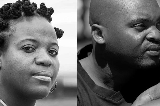 Zukiswa Wanner and Niq Mhlongo