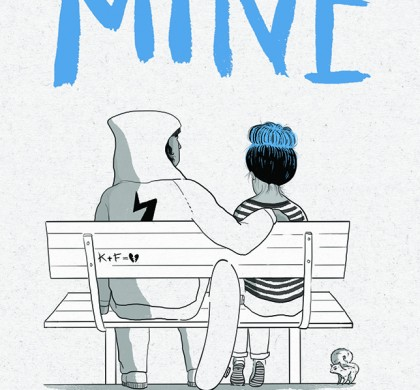 Mine by Sally Partridge