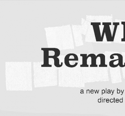 What Remains, a play written by Nadia Davids, is nominated in six categories for the 53rd Fleur du Cap Awards