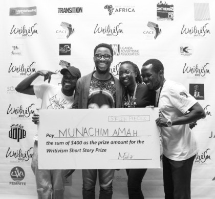 Winners of 2017 Writivism Short Story Prize