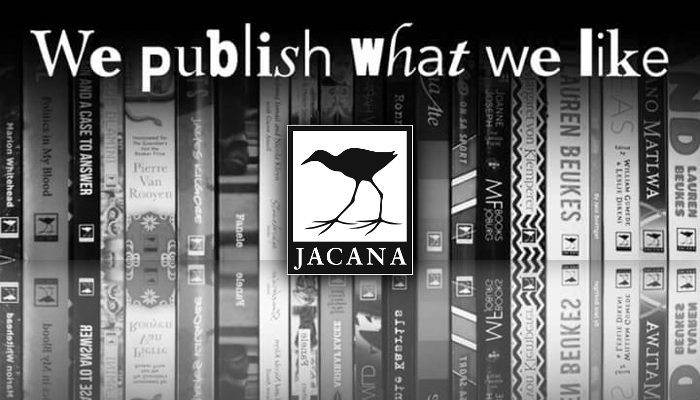 Enter for an Opportunity to Pitch Your Book to Jacana Media in Person