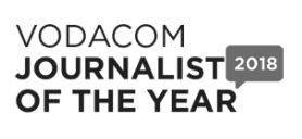 The 2018 Vodacom Journalist of the Year Awards are Open