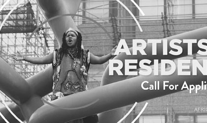 Africa Centre's Artists In Residency Programme Opens for 2018 Applications