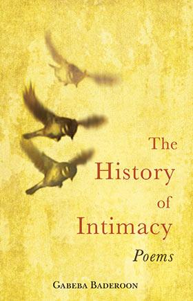 The History of Intimacy by Gabeba Baderoon