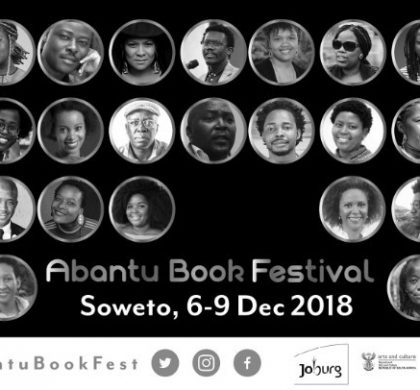 Abantu Book Festival 2018 Line-Up Announced!