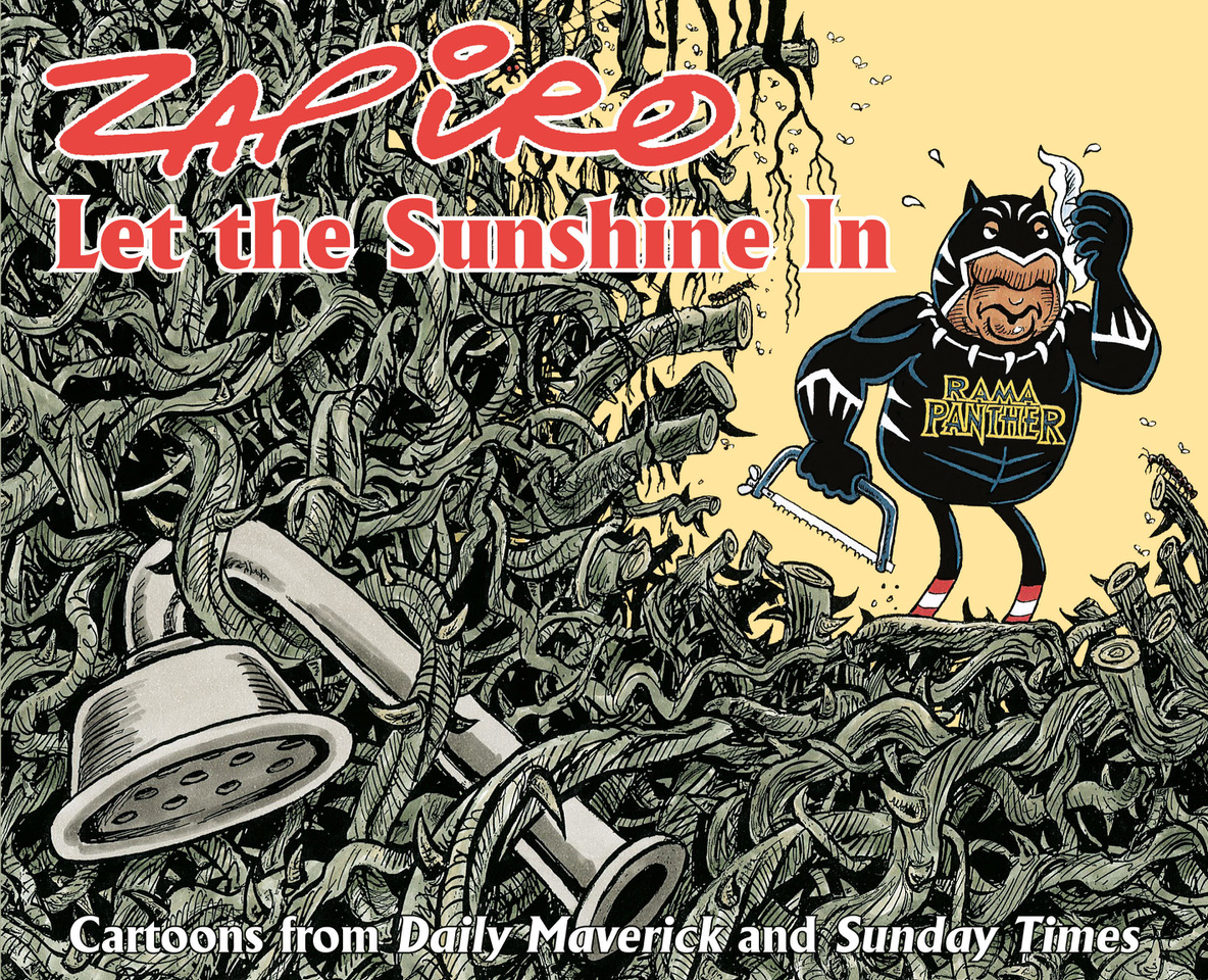 Zapiro Annual 2018: Let the Sunshine In by Zapiro