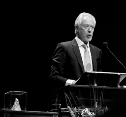 J.M. Coetzee Receives Inaugural Mahindra Award for the Humanities