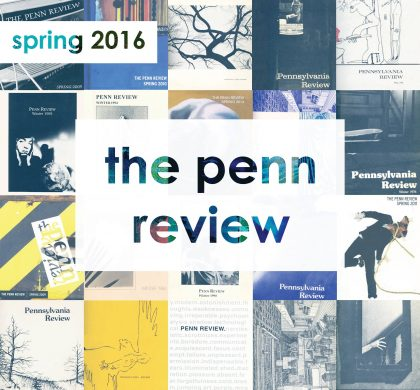Penn Review Calls for Submissions